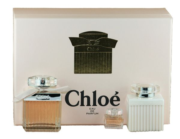 Chloé Signature 75 + 100 + 5 ml Parfum Damenduft