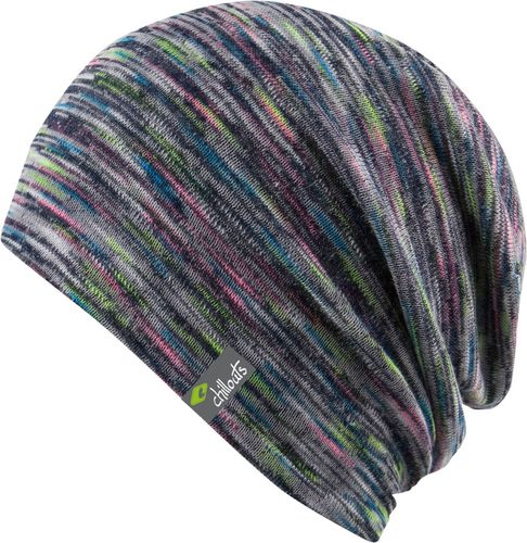 Chillouts Freetown Hat 4488 Bunt Frt 03 Beanie Mütze
