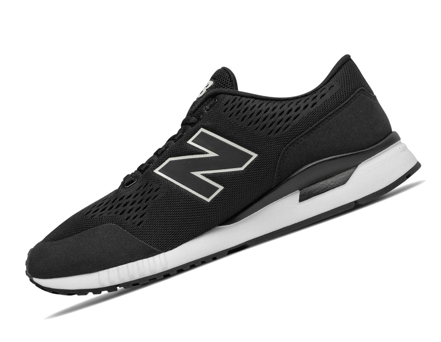 f85f60624a6e25 New Balance 005 Sneaker MRL005BB Schwarz Herren Retro Lifestyle Sportschuhe  Neu