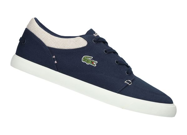 Lacoste Bayliss 218 Cam 735CAM001067F Navy Canvas Sneaker