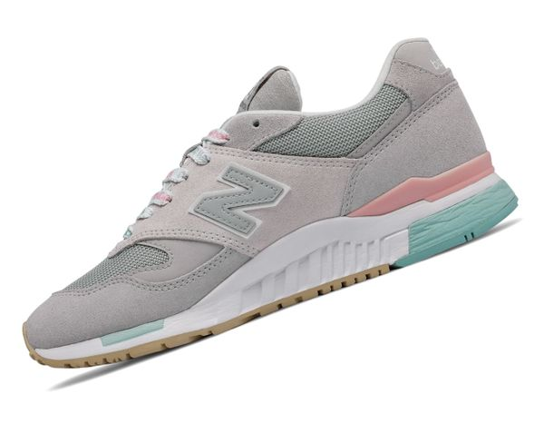 New Balance 840 Classics WL840RTN Retro Grau Damen Sneaker