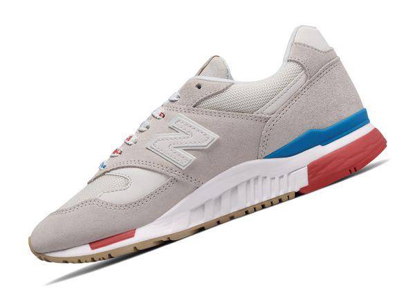 New Balance 840 Classics WL840RTS Retro Weiss Damen Sneaker