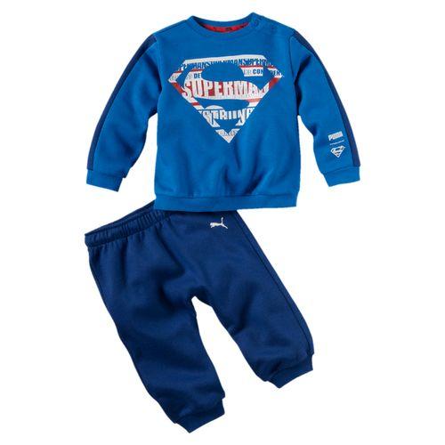 Puma Justice League  Baby Jogger 852058 blau 37 Anzug