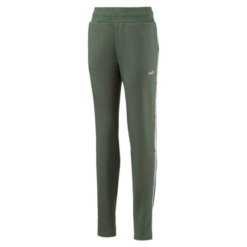 Puma Tape Pants 852579 Grün 23 Kinder Retro Hose