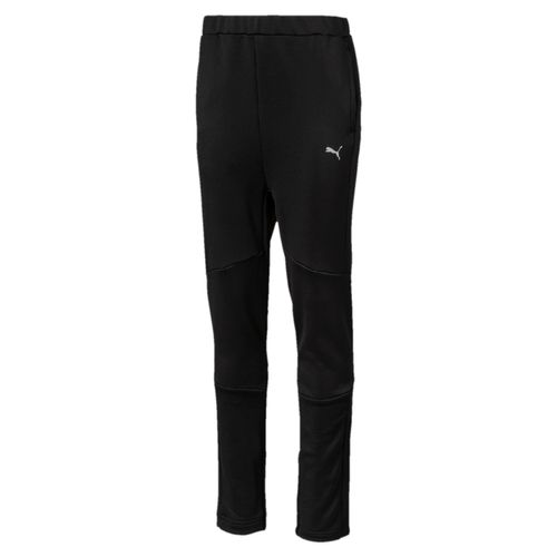 Puma Gym Poly Pants 852124 Schwarz 01 Kinder Retro Hose
