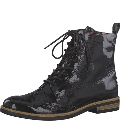 6ccf80cb1cfca8 Tamaris Damen Stiefel 1-25119-21 Schwarz 018 Fashion Schuhe
