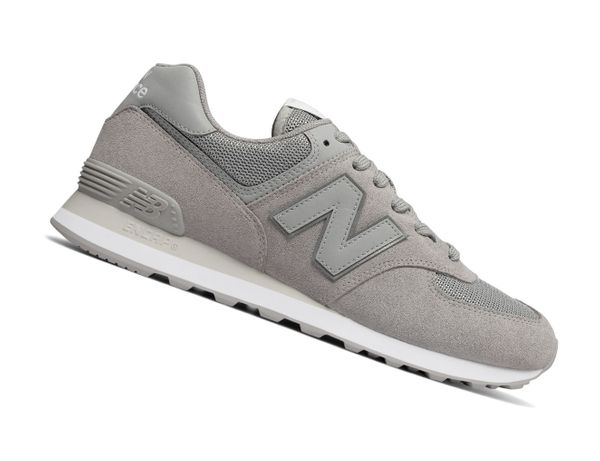 New Balance 574 Classics ML574ETC Grau Retro Herren Sneaker