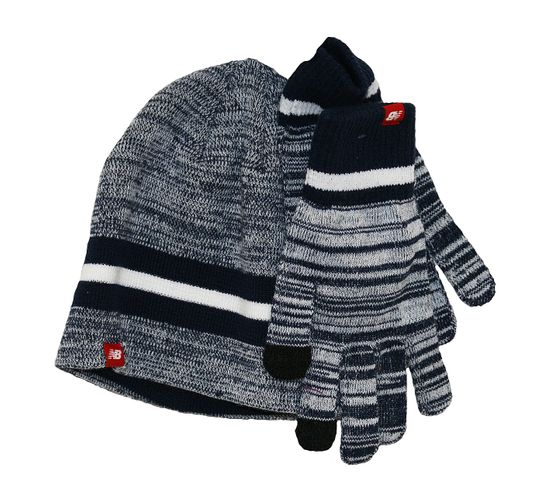New Balance Holiday Winter Set 500342 Navy 420 Unisex  – Bild 1