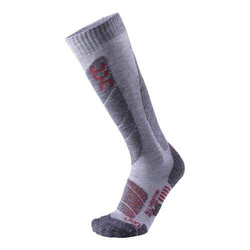 UYN Damen Ski Socken All Mountain S100042 Grau G725 – Bild 1
