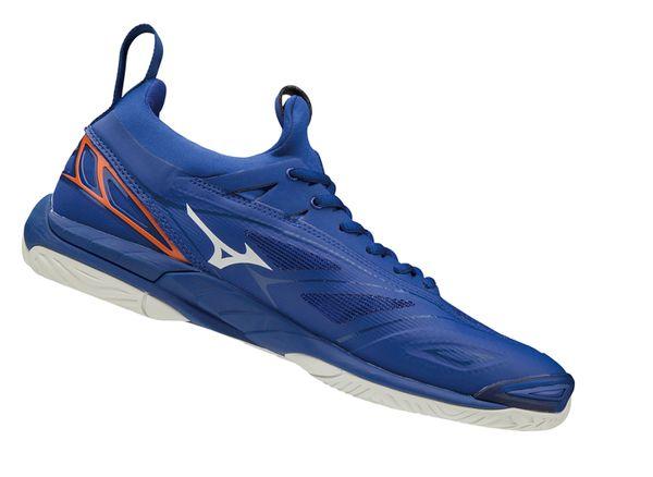 Mizuno Wave Mirage 2.1 Handball X1GA185000 Blau – Bild 1