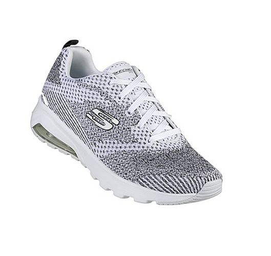 Skechers Skech Air Extreme 12921 Weiss WBK Memory Foam