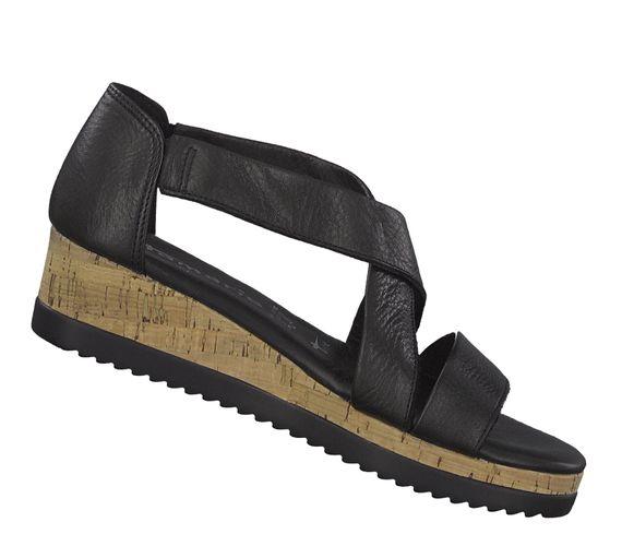 Tamaris Damen Schuhe 1-28224-22 Schwarz 001 Freizeitschuhe – Bild 2