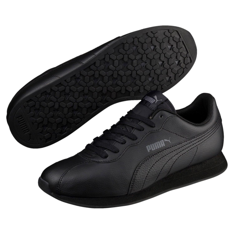 ausgewähltes Material innovatives Design laest technology Puma Turin II Sneaker 366962 Schwarz 02 Herrenschuhe