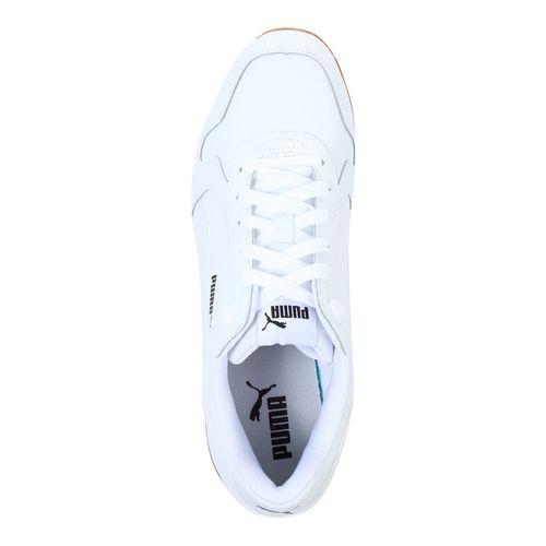 Puma ST Runner Full 359130 weiss 07 Herren Top Sneaker  – Bild 4