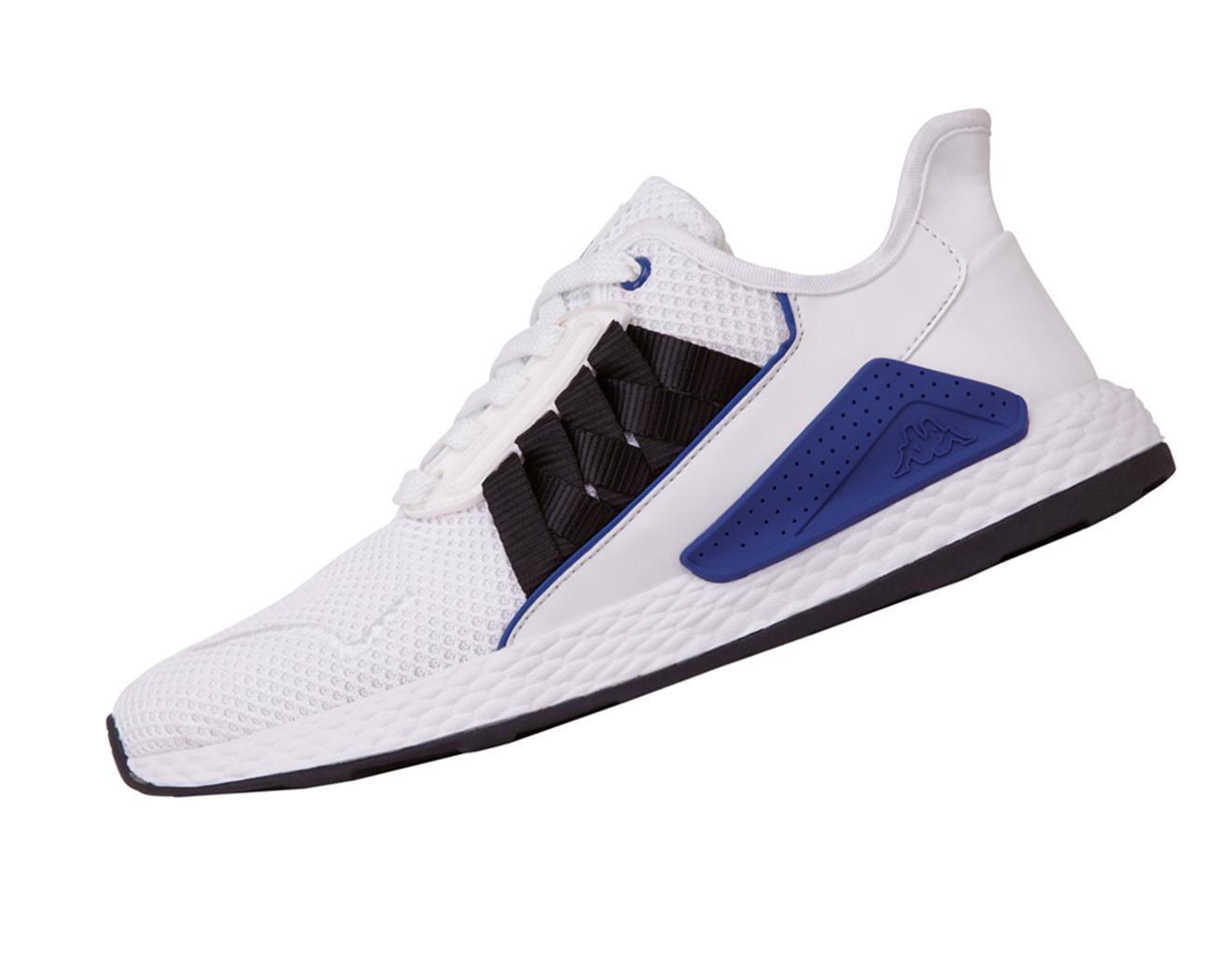 free shipping 3bbab f9618 Kappa Inspection 242677 Weiss 1060 Herren Sneaker