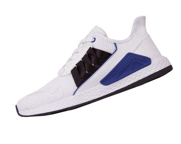 Kappa Inspection 242677 Weiss 1060 Herren Sneaker