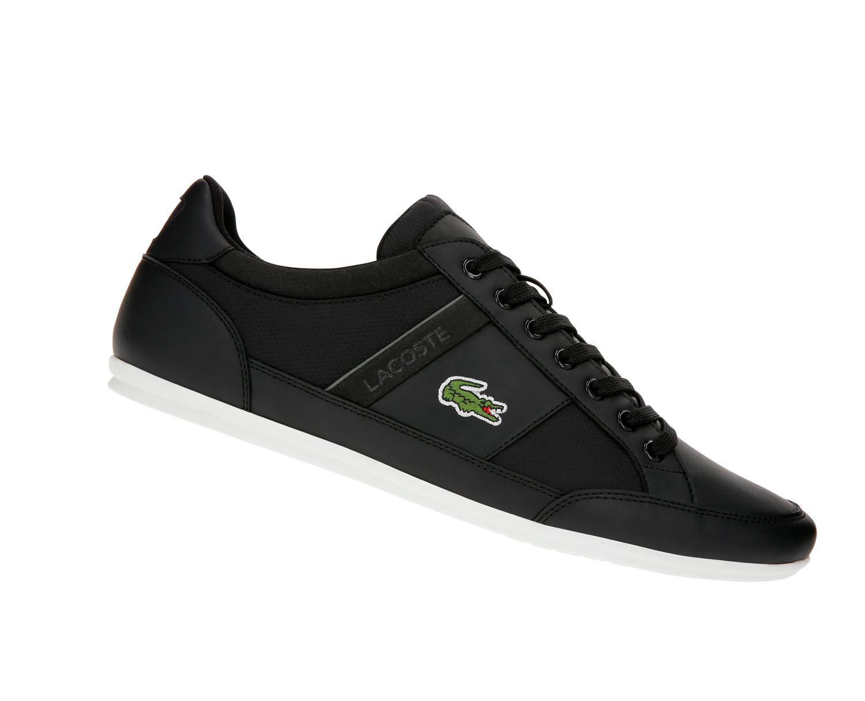 outlet store 6e215 855b0 Lacoste CHAYMON 219 Schwarz 737CMA0011237 Herren Sneaker