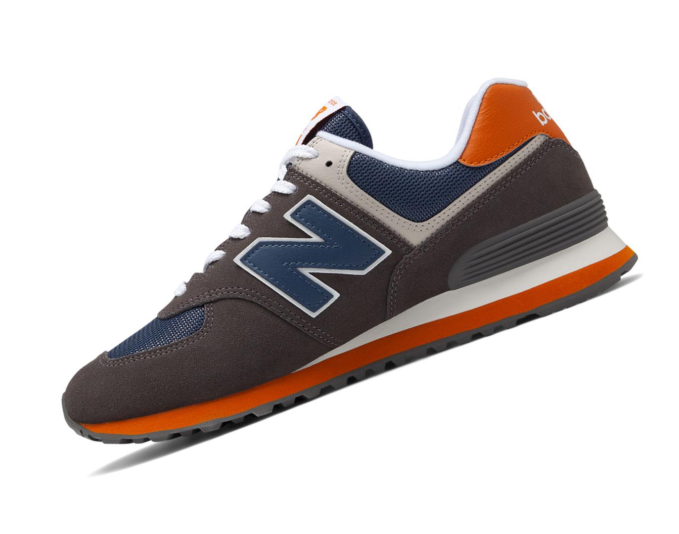 sports shoes d1dd0 55e67 New Balance 574 Classics ML574MUC Mehrfarbig Retro Herren Sneaker