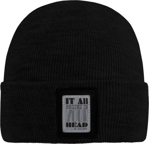 Chillouts ChillLight Hat CLA02 Schwarz Adult LED Mütze – Bild 3