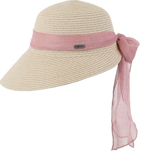 Chillouts Lafayette Hat 1061 Natural 85 Damen Sommer Hut – Bild 1