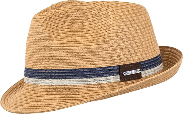 Chillouts Fort Myers Hat 1085 Braun 82 Herren Sommer Hut