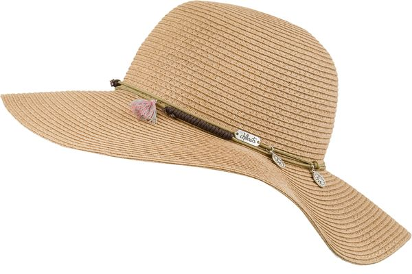 Chillouts Atlanta Hat 1104 Braun 82 Damen Sommer Hut – Bild 1