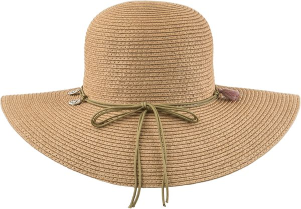 Chillouts Atlanta Hat 1104 Braun 82 Damen Sommer Hut – Bild 2