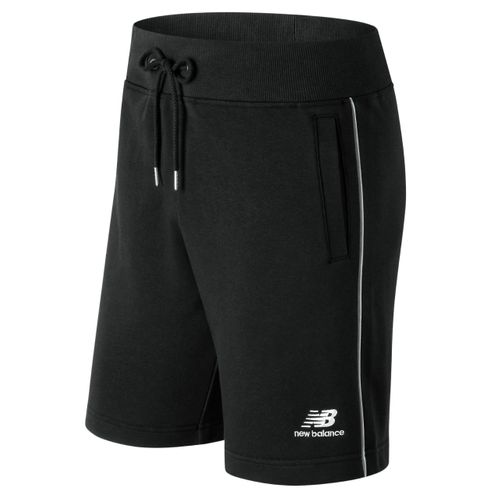 New Balance Essentials Herren Short MS91521 Schwarz BK – Bild 1