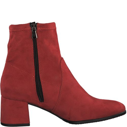 Tamaris Damen Stiefel 25061 Rot 515 Stretch Freizeitschuhe – Bild 2