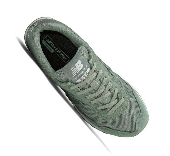 New Balance 515 Lifestyle WL515GBC Gruen Retro Sneaker – Bild 3