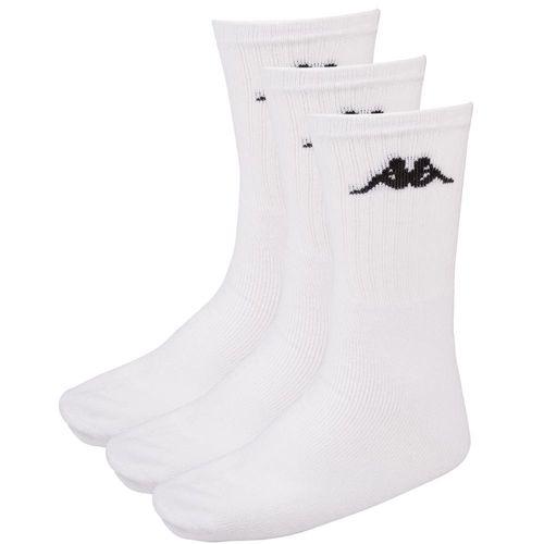 Kappa Sonotu 3 Socken 704304 Weiss 001 Unisex