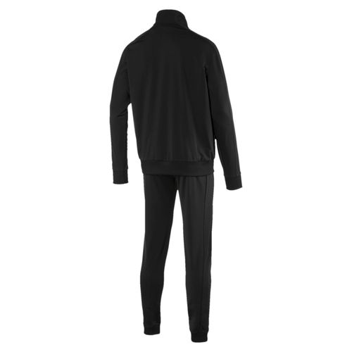 Puma Rebel Tricot Suit CI Trainingsanzug 580482 Schwarz 01 Teamsport – Bild 2