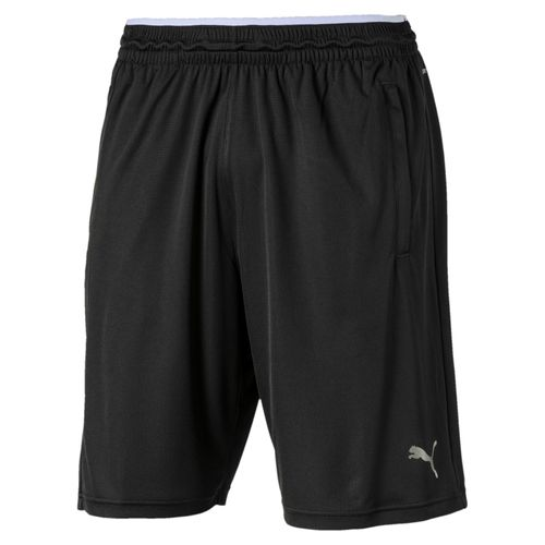 PUMA Collective Knit Short 518362 schwarz 01 Herren Turnhose