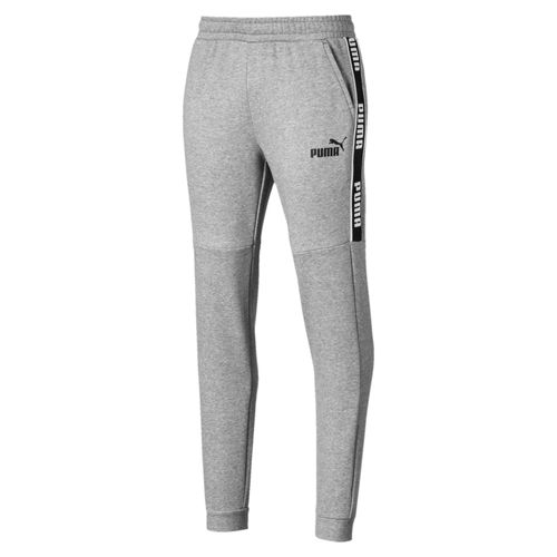 Puma Amplified Pants 580436 Grau 03 Herren Hose – Bild 1