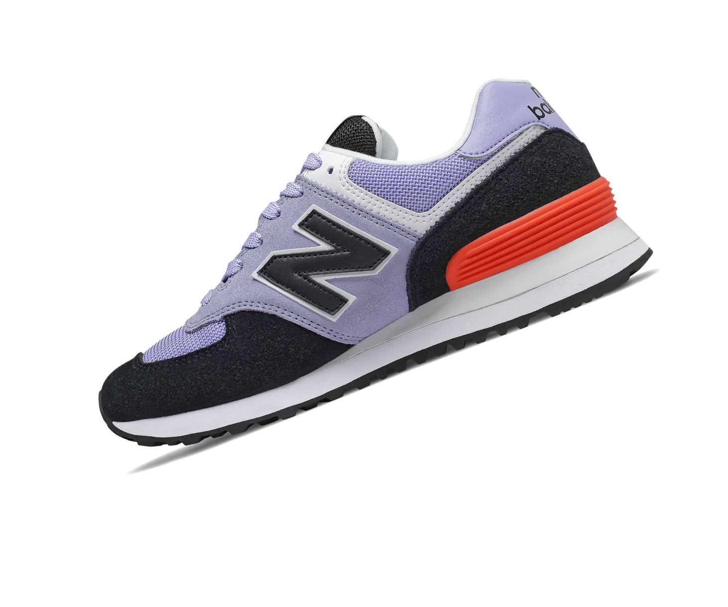 New Balance 574 Classics WL574NWA Purple Retro Sneaker