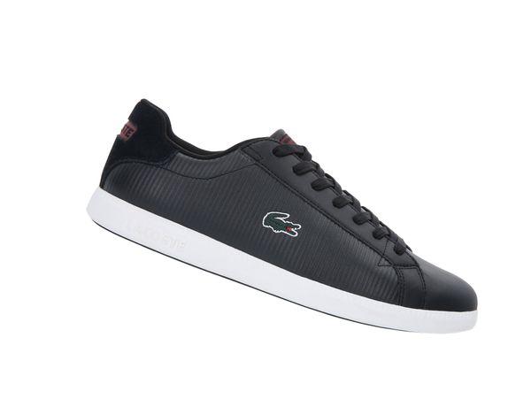Lacoste Graduate 738SMA0018454 Schwarz Herren Sneaker