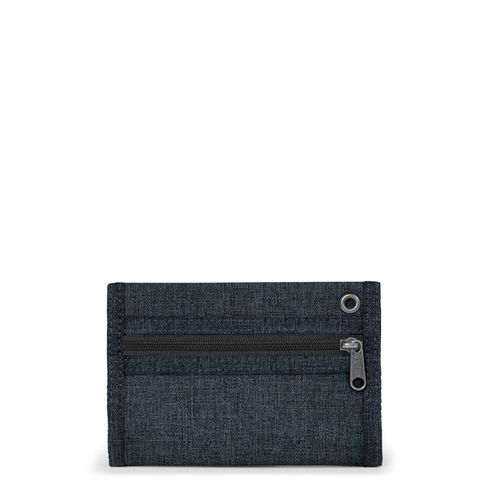 Eastpak EK371 CREW SINGLE 26W Denim Gelbeutel Etui Geldbörse  – Bild 2