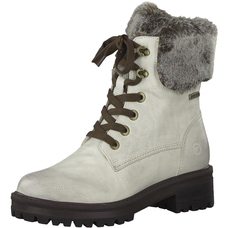 1 460 Winter Boots 23 Stiefel Cream Tamaris 26236 Damen TF3lJK1c