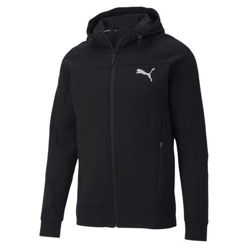 Puma Evostripe Hooded Jacket 581486 schwarz 01 Herren  – Bild 1