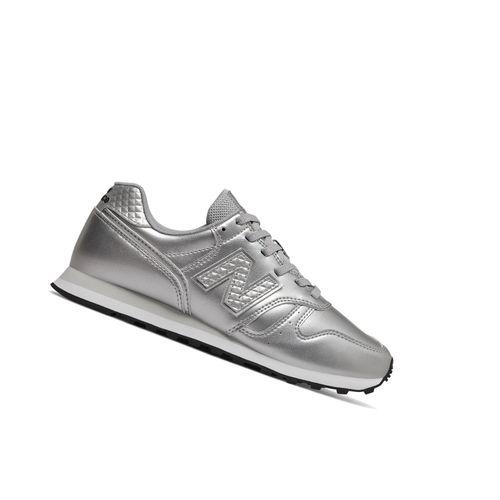 New Balance Classics WL373GC2 Retro Silber Sneaker – Bild 2