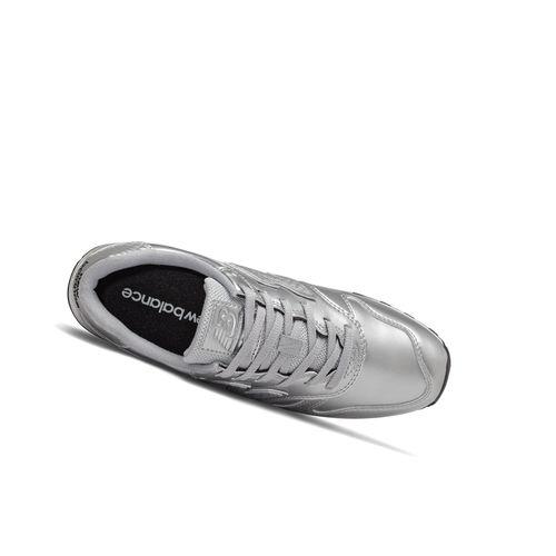 New Balance Classics WL373GC2 Retro Silber Sneaker – Bild 3