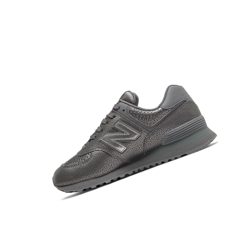 New Balance 574 Classics WL574SOK Grau Retro Sneaker