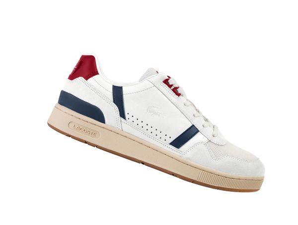 Lacoste T-Clip 120 weiss 739SMA00578R1 Sneaker