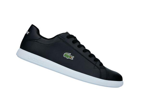 Lacoste Graduate BL 737SMA0053312 Schwarz Herren Sneaker