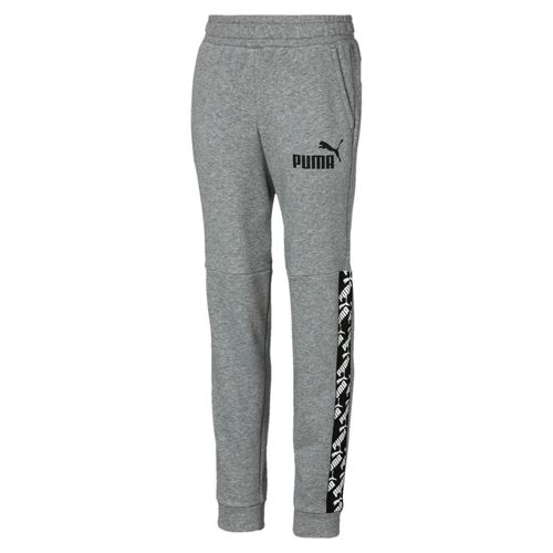 Puma Amplified Sweat Pants 852551 Grau 03 Kinder Hose
