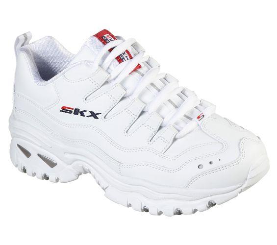 Skechers Damen Energy 13423 Weiss WML Fashion Sneaker – Bild 1