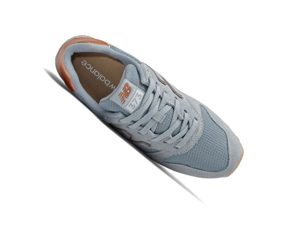 New Balance Classics WL373CB2 Retro Blau Damen Sneaker – Bild 3