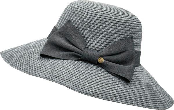 Chillouts Davos Hat 10026 Grau 21 Damen Sommer Hut – Bild 2