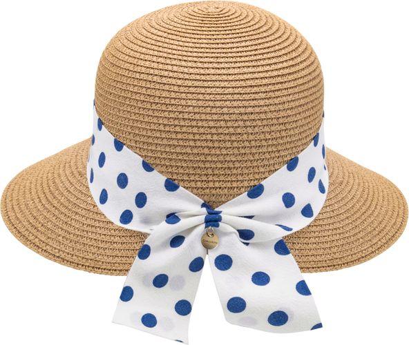 Chillouts Maryhill Hat 010025 Braun 82 Damen Sommer Hut