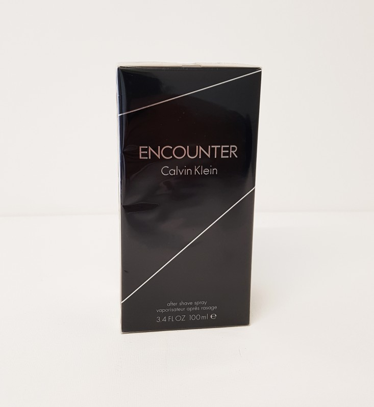 Calvin Klein Encounter After Shave 100 ml NEU&OVP
